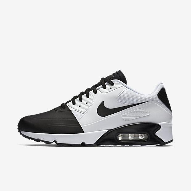37bf09c9 Nike zapatillas para hombre air max 90 ultra 2.0 se negro/blanco/negro