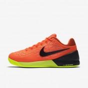 Nike zapatillas para hombre court zoom cage 2 clay hipernaranja/lava resplandor/voltio/negro
