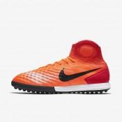 Nike zapatillas para hombre magistax proximo ii tf carmesí total/rojo universitario/rosa atómico/negro