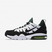 Nike zapatillas para hombre air trainer max 94 low negro/blanco/pino oscuro/negro