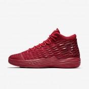 Nike zapatillas para hombre jordan melo m13 rojo gimnasio/negro/rojo gimnasio