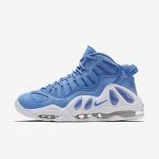 Nike zapatillas para hombre air max uptempo 97 qs azul universitario/blanco/azul universitario