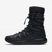 Nike zapatillas para mujer roshe two high negro/blanco