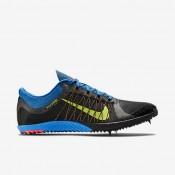 Nike zapatillas unisex victory xc 3 negro/azul foto/verde feroz