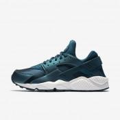 Nike zapatillas para mujer air huarache se mar oscuro metálico/azul verdoso lavado/blanco cumbre/turquesa medianoche