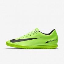 Nike zapatillas para hombre mercurial vortex iii ic verde eléctrico/lima flash/blanco/negro