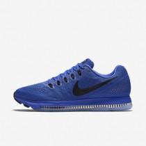 Nike zapatillas para hombre zoom all out low azul extraordinario/negro/platino puro/negro