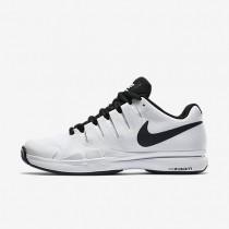Nike zapatillas para hombre court zoom vapor 9.5 tour blanco/negro/negro