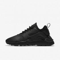 Nike zapatillas para mujer beautiful x air huarache ultra premium negro/negro/negro