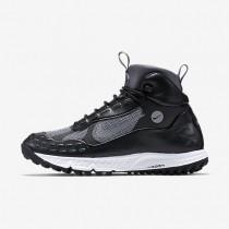 Nike zapatillas para hombre air zoom sertig 16 sp negro/negro/gris azulado/negro