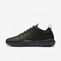 Nike zapatillas para hombre air jordan trainer 1 low negro/antracita/negro