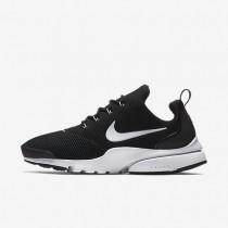 Nike zapatillas para hombre presto fly negro/negro/blanco