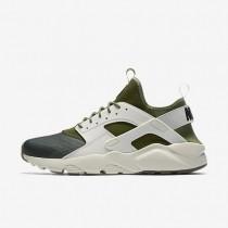 Nike zapatillas para hombre air huarache ultra se verde palmera/vela/verde legión/vela