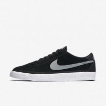 Nike zapatillas para hombre sb zoom bruin negro/blanco/marrón medio goma/gris básico