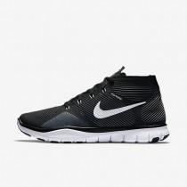 Nike zapatillas para hombre free train instinct negro/gris oscuro/blanco