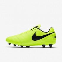 Nike zapatillas para hombre tiempo genio ii leather ag-pro voltio/voltio/negro