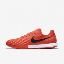 Nike zapatillas para hombre magistax finale ii ic naranja máximo/carmesí total/negro