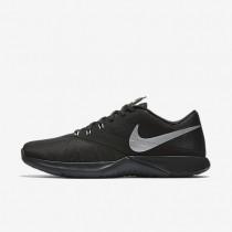 Nike zapatillas para hombre fs lite trainer 4 antracita/negro/gris azulado/plata metalizado