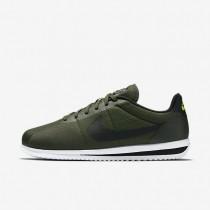 Nike zapatillas para hombre cortez ultra caqui militar/blanco/negro