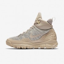 Nike zapatillas para mujer lupinek flyknit cordón/hueso claro