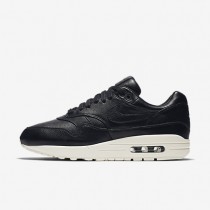 Nike zapatillas para hombre lab air max 1 pinnacle negro/negro/vela/negro