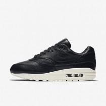 Nike zapatillas para hombre lab air max 1 pinnacle negro/negro/vela/negro