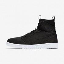Nike zapatillas para hombre air jordan 1 retro ultra high negro/laguna azul/infrarrojo 23/verde fantasma