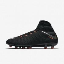 Nike zapatillas para hombre hypervenom phantom 3 df ag-pro negro/negro/antracita/plata metalizado