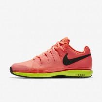 Nike zapatillas para hombre court zoom vapor 9.5 tour clay lava resplandor/hipernaranja/voltio/negro