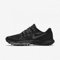 Nike zapatillas para mujer air zoom terra kiger 3 negro/gris azulado/gris lobo/gris oscuro