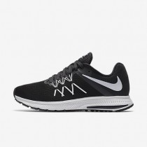 Nike zapatillas para mujer zoom winflo 3 negro/antracita/blanco