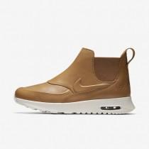 Nike zapatillas para mujer air max thea mid marrón cerveza/vela/marrón terciopelo/marrón cerveza