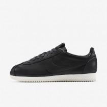 Nike zapatillas para hombre classic cortez premium qs negro/vela/negro