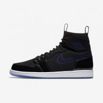 Nike zapatillas para hombre air jordan 1 retro ultra high negro/negro/blanco/concordia