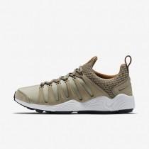 Nike zapatillas para hombre lab air zoom spirimic bambú/blanco/marrón claro goma/bambú