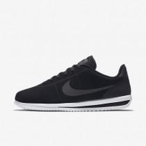 Nike zapatillas para hombre cortez ultra moire negro/blanco/negro