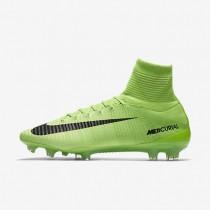 Nike zapatillas para hombre mercurial superfly v fg verde eléctrico/verde fantasma/blanco/negro