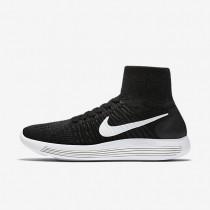 Nike zapatillas para mujer lunarepic flyknit negro/antracita/voltio/blanco