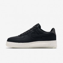 Nike zapatillas para hombre lab air force 1 low negro/negro/vela/negro