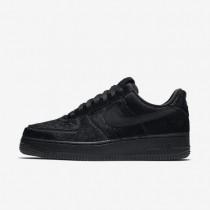 Nike zapatillas para mujer air force 1 07 premium negro/negro/negro/negro