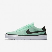 Nike zapatillas para hombre sb bruin hyperfeel verde resplandor/blanco/negro
