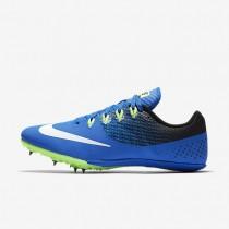 Nike zapatillas unisex zoom rival s 8 hipercobalto/negro/verde fantasma/blanco