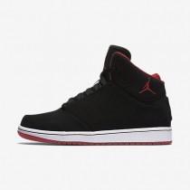 Nike zapatillas para hombre jordan 1 flight 5 negro/blanco/rojo gimnasio