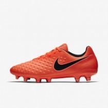 Nike zapatillas para hombre magista onda ii fg carmesí total/mango brillante/negro