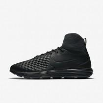 Nike zapatillas para hombre lunar magista ii flyknit negro/antracita/blanco/negro