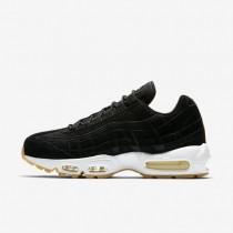 Nike zapatillas para hombre air max 95 premium negro/muselina/blanco/negro