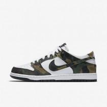 Nike zapatillas para hombre sb zoom dunk low pro verde legión/blanco/negro/verde legión