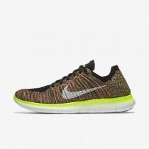 Nike zapatillas para hombre free rn flyknit ultd voltio/multicolor