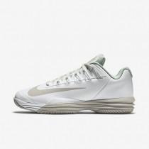 Nike zapatillas para mujer court lunar ballistec 1.5 blanco/blanco cumbre/hueso claro