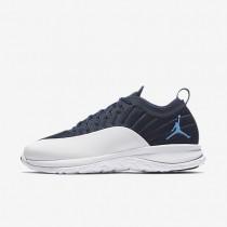 Nike zapatillas para hombre jordan trainer prime azul marino medianoche/blanco/amarillo